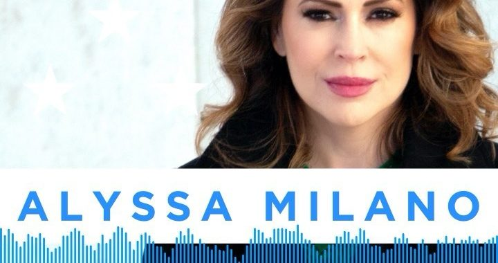 Alyssa Milano Renounces Catholic Faith – In The End Its All About Me