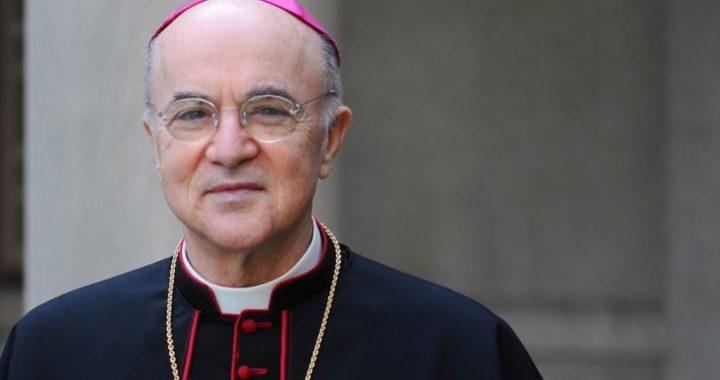 Why This Archbishop Wrote A Letter To President Trump